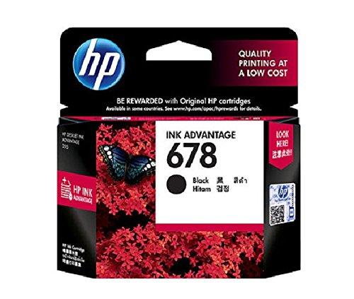 HP 678 Black Ink Advantage Cartridge1