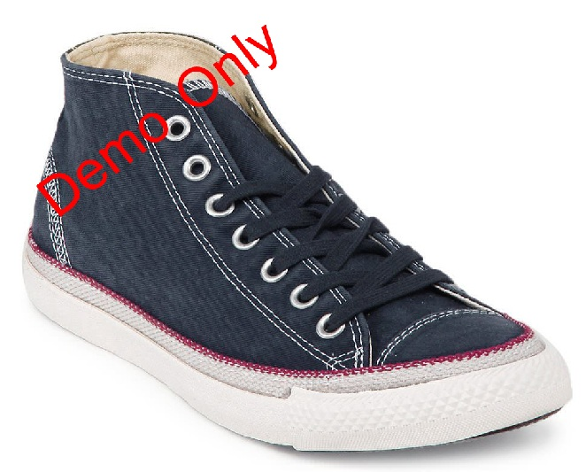 Converse Navy Blue Men Casual Shoes1