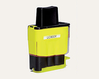 Borther LC47Y  Yellow Ink Cartridge2