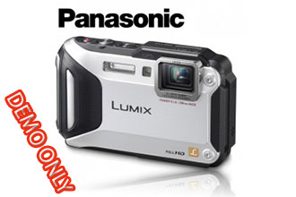 Panasonic Lumix DMC-FT5 1