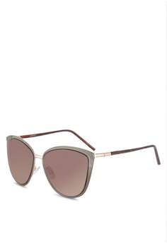 Mango Cat Eye Sunglasses1
