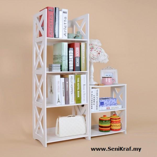 Senikraft Elegant Crafted Multipurpose Racks ( Set of 2 )3