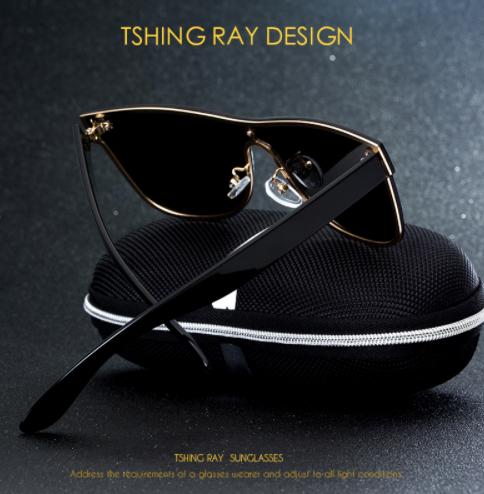 TSHING RAY Rimless Driving Sunglasses2