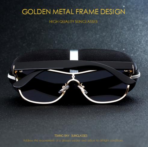 TSHING RAY Rimless Driving Sunglasses3