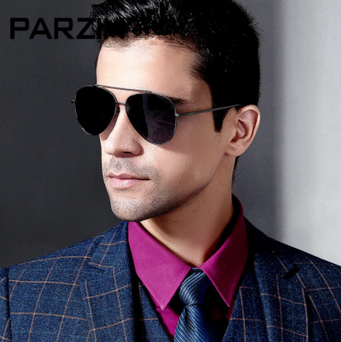 Parzin Shades Polarized Sunglasses1