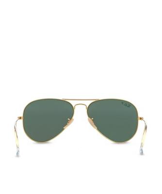 Aviator Large Metal RB3025 Polarized Sunglasses4