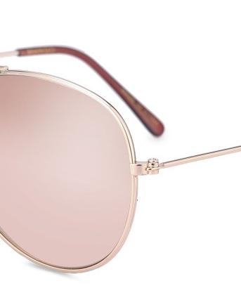 Mango Aviator Sunglasses4
