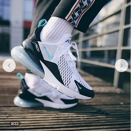 Original New Arrival Authentic Air Max 270 Mens Running Shoes Sneakers Sport Outdoor Comfortable Breathable Good Quality4