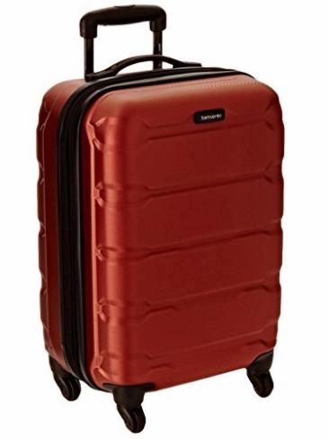 """GOBB 20"""" inches (Burnt Orange) Hard Case Luggage1"""