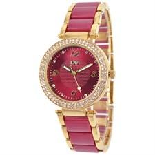 Pink Bracelet Stainless Steel Watch1