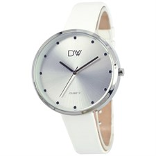 Leather Stainless Steel/Leather Watch1