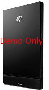Seagate 500GB Slim Portable drive U3.01