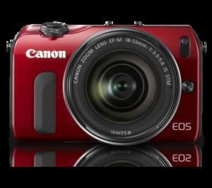 Canon EOS M Kit1