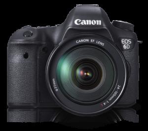 Canon EOS 6D Kit1