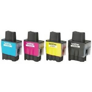 Borther LC47Y  Yellow Ink Cartridge3