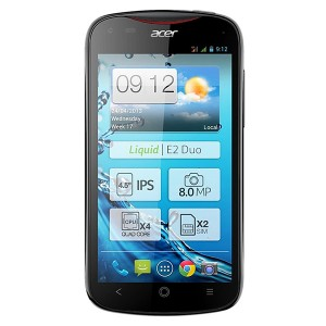 Acer Liquid E2 V370 4GB Black NEW1